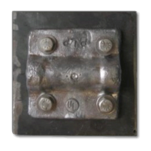 Bonding Plate - with Welding Plate
