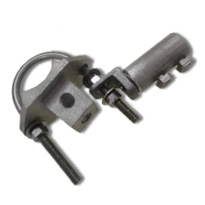 conductor connection pipe bases u-bolt
