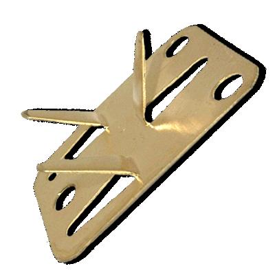 Stamped Adhesive Fastener