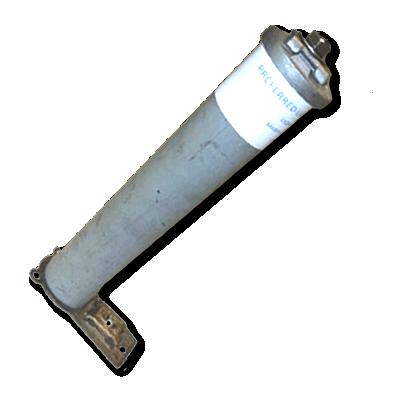 504-506 PVC Threaded Rod & Cap Assembly