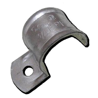 Galvanized Conductor Pipe Strap - Fastener