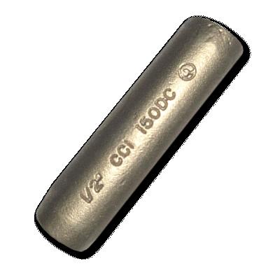 Thread Less Compression Ground Rod Coupler