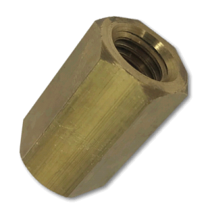 Brass Threaded Air Terminal Coupler